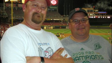 Photo of WhoDey & UncleBubba – Great American Ballpark