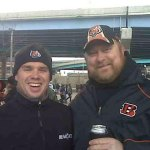 JasonWilliams & WhoDey At A Bengals Game