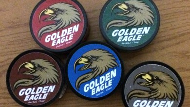 Photo of Golden Eagle Herbal Chew Review