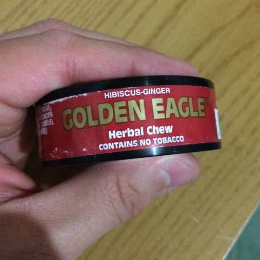 Golden Eagle – Hibiscus – Ginger Can