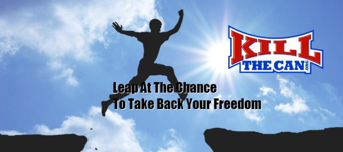 Leap At The Chance