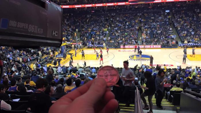 Luby - Golden State Warriors