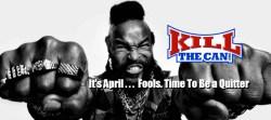 It's April Fools