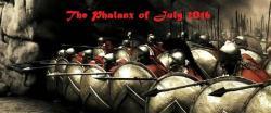 July 2016 - The Phalanx of July
