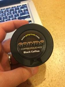 Grinds Black Coffee
