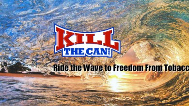 Photo of Ride The Wave to Freedom From Tobacco