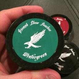 Triumph Chew Pouches – Wintergreen