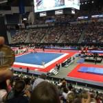 Nolaq at the US Gymnastics Championships