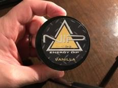 Nip Energy Dip Vanilla