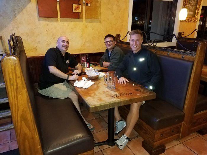 Richard K, Backwoods901 & AJF at Plaza Azteca Haygood