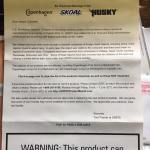 An Important Message From Skoal – Recall