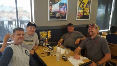 Photo of Buffalo Wild Wings – McKinney Meet in May