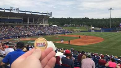Weedsta at the SEC Baseball Championship