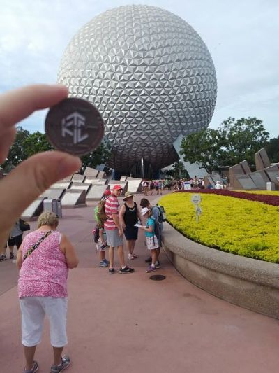 Candoit Quitting at Epcot