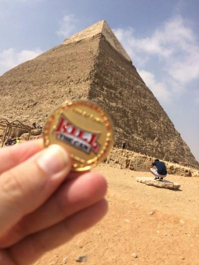 Gregor in Egypt