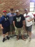 Ralphie51, Steve1357, Chewie & BillW21