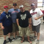 Ralphie51, Steve1357, Chewie & BillW21 in Cleveland