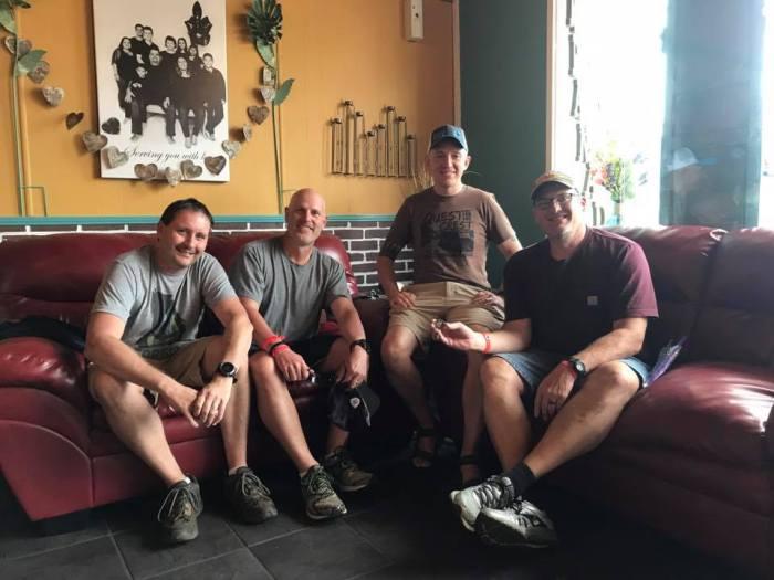 Georgia Jewel 17 Mile Trail Run