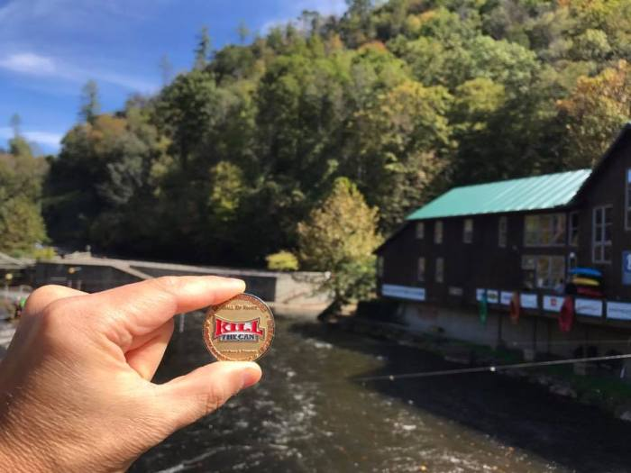 Roy on the Appalachian Trail