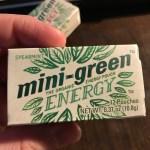 Mini-Green Energy Pouches