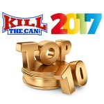 The Best of KillTheCan.org For 2017
