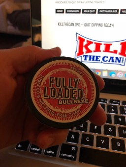 Fully Loaded Chew Bullseye