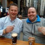 69franx and Swilson at Rhinegeist Brewery