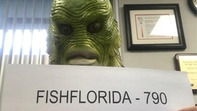 Photo of FISHFLORIDA Celebrating Two Years of Freedom!