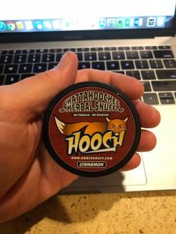 Hooch Cinnamon 1