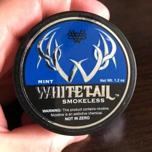 Whitetail Smokeless Mint