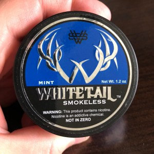 Whitetail Smokeless Mint