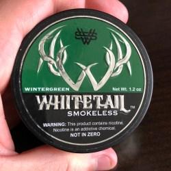 Whitetail Smokeless Wintergreen