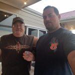 kdip & Lumberjack Tim at Jefferson's Wings