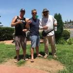 Leonidas, Cbird and Cmark