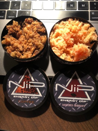 Nip Energy Dip New Flavors 3