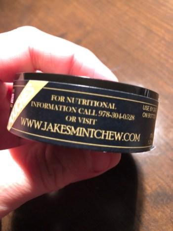 Jake's Mint Chew Bold Brew 5