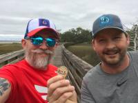 Roy and Hydro - Jekyll Island Marathon