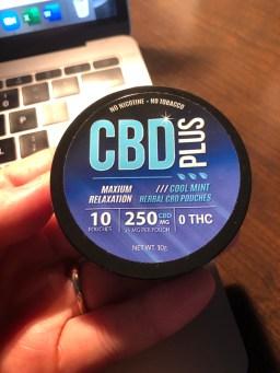 CBD Plus Herbal Pouches 1