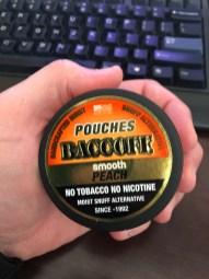 Baccoff Smooth Peach Pouches 1