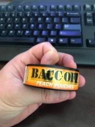 Baccoff Smooth Peach Pouches 2