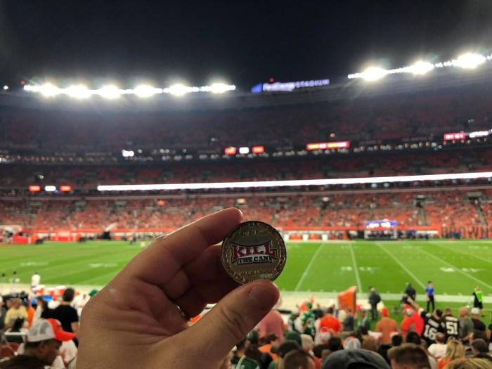 Chewie - Cleveland Browns