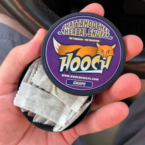 Hooch Snuff Grape 1
