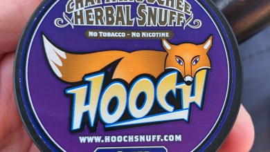 Photo of Hooch Snuff Grape Review – Packs and Traditional
