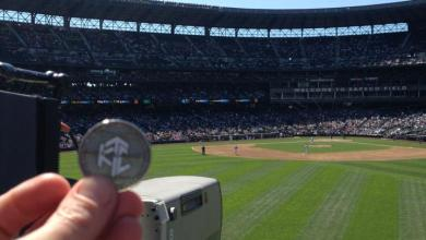 Luby - Safeco Field - Felix Hernandez Perfect Game 8.5.2012