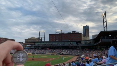 MNxEngineer314 St. Paul Saints - 7.25.2019