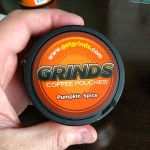 Grinds Pumpkin Spice Pouches Feature