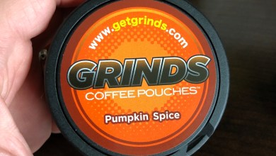 Photo of Grinds Coffee Pouches – Pumpkin Spice Review