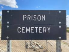 JC Clifford is at Yuma Territorial Prison State Historic Park - 2.22.2020 (4)