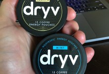 Photo of Dryv Energy Pouches Review – Vanilla and Mint