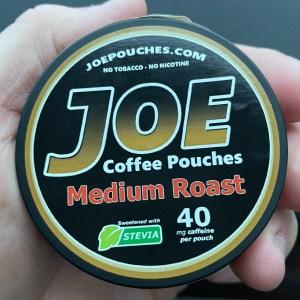 Joe Coffee Pouches Medium Roast Feature